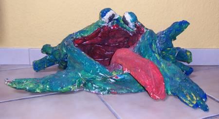 Das Mülleimermonster